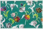 Z0079AA - New tulips I klein, zeefdruk met hand ingekleurd, 70x100 cm