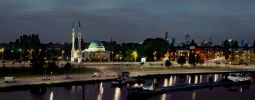 F00156HW  Dutch Mosques-Rotterdam, endura on perspex/dibond (diasec matte), oplage 5